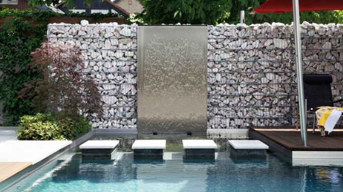 Gartenanlagen mit wasser  Die Gewinner 2012 - OASE