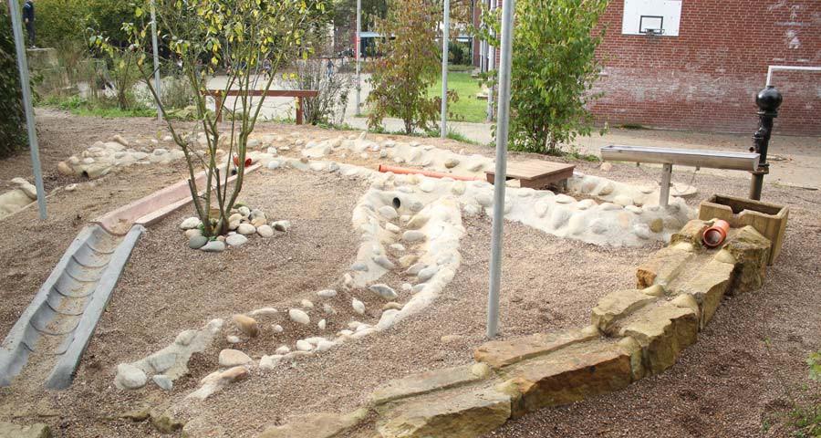 Der schulwassergarten oase for Oase living water ersatzteile