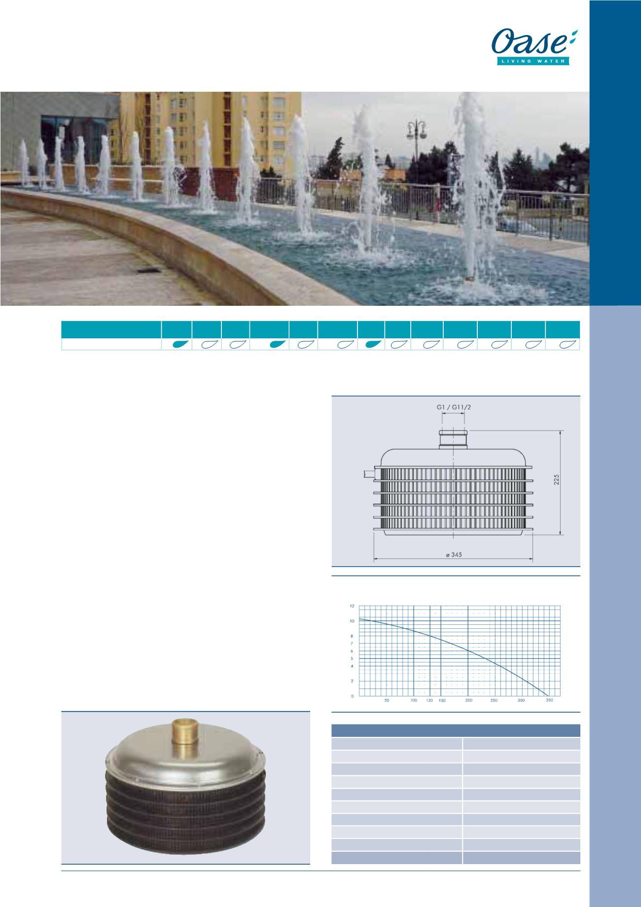 Oase Catalogue Revendeurs 2016