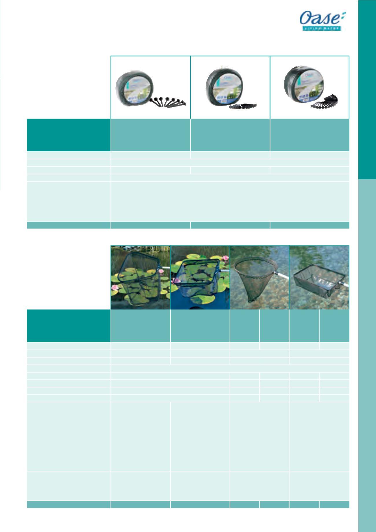 Oase 53751 AquaNet 1 Filet de Bassin 3 x 4 m