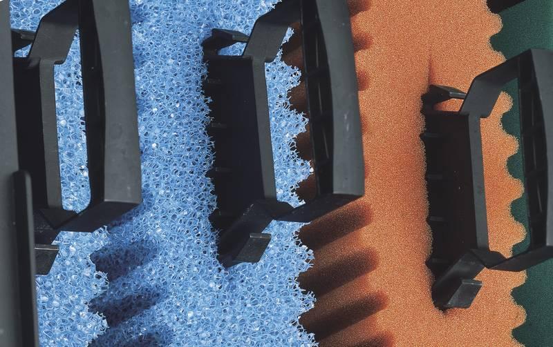 oase biosmart 16000 uvc teichfilter set mit uvc kl rer 3 liter sticks gratis. Black Bedroom Furniture Sets. Home Design Ideas
