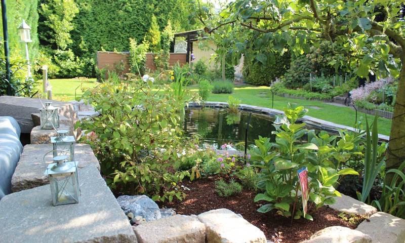 Oase traumwassergarten oase for Oase living water ersatzteile