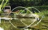 Wasser Garten Oase