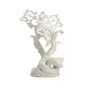 biOrb hoornkoraal ornament wit